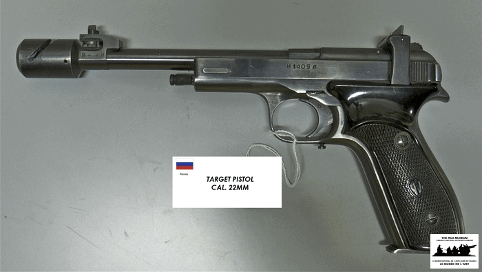 Russian-Target-Pistol
