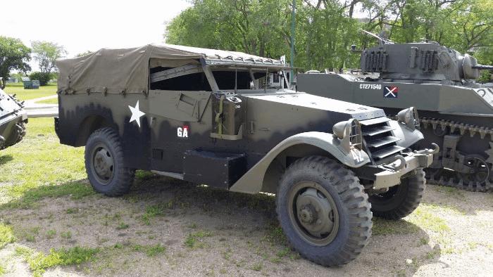 White-Scout-Car