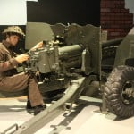 6 Pounder C MKII Anti-Tank Gun UK RCA Museum
