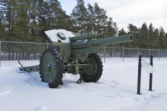 122MM M1938 Howitzer
