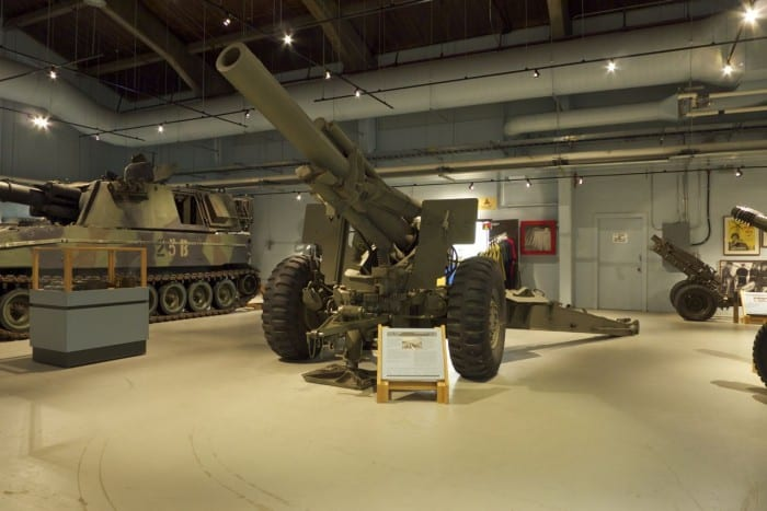 155MM M1A1 Howitzer US
