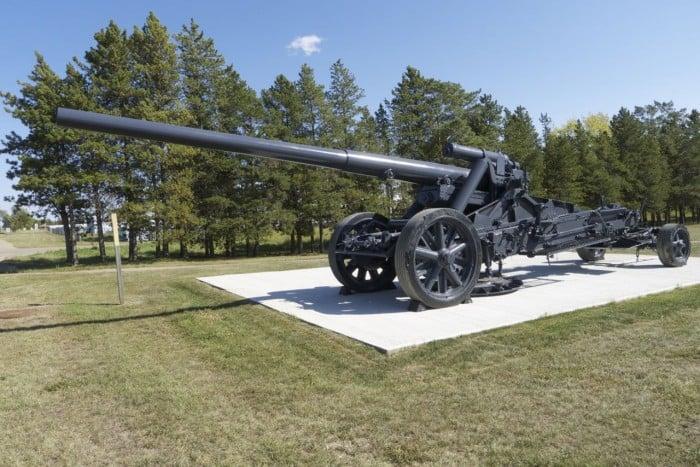 17cm Kanone 18 German