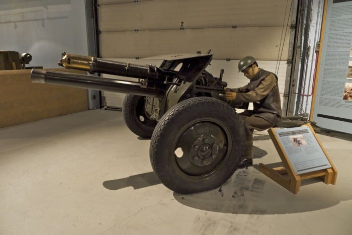 18 Pounder Quick Firing MKII
