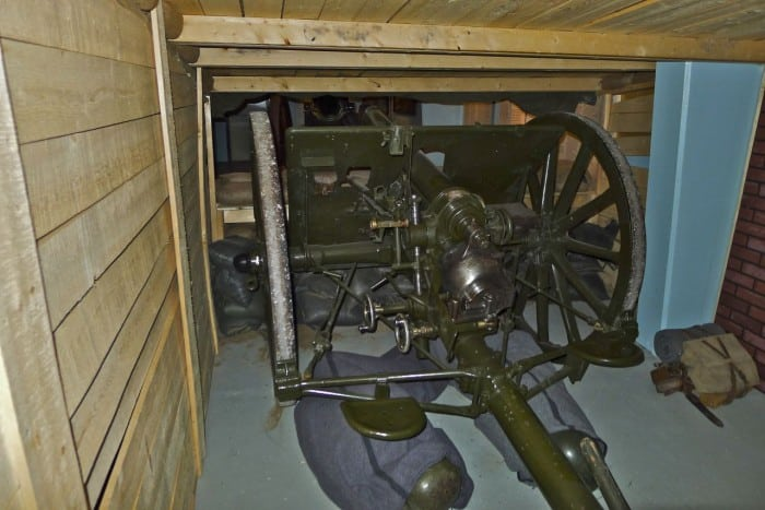 18 Pounder Quick Firing MKII UK