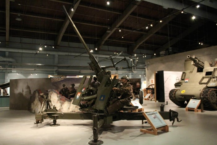 Bofors Light Anti-Aircraft Gun