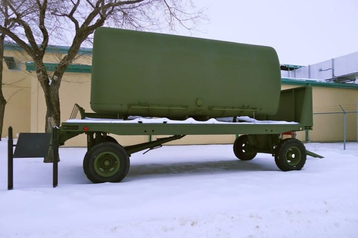 Fire Control Trailer M243 US