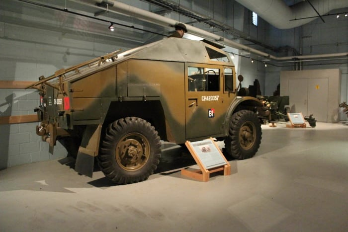 Field Artillery Tractor