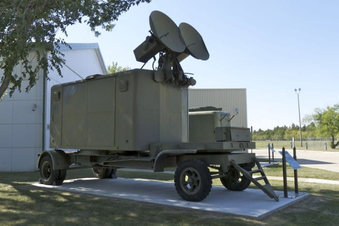 GL III (c) Radar No 3 MKI REL APF CDN