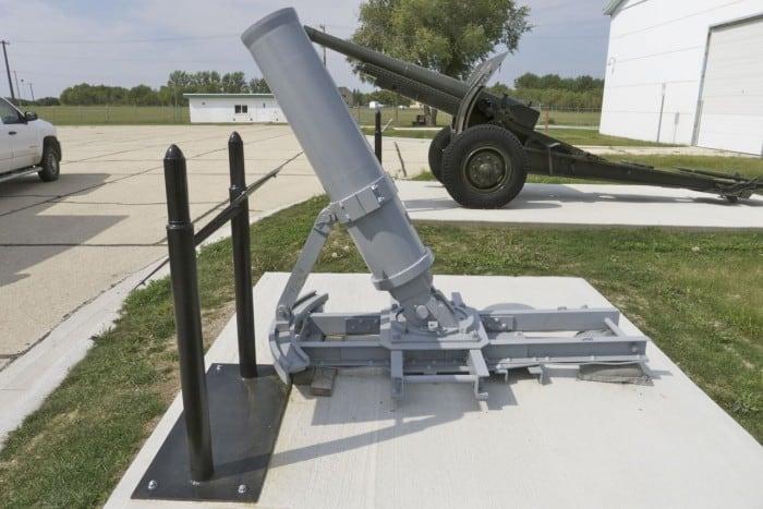 IKO 24cm Schwerer Flugelminenwerfer