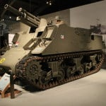 M7 Self-Propelled Howitzer RCA Museum