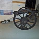 SBML 6 Pounder J & H KING 1796 UK RCA Museum