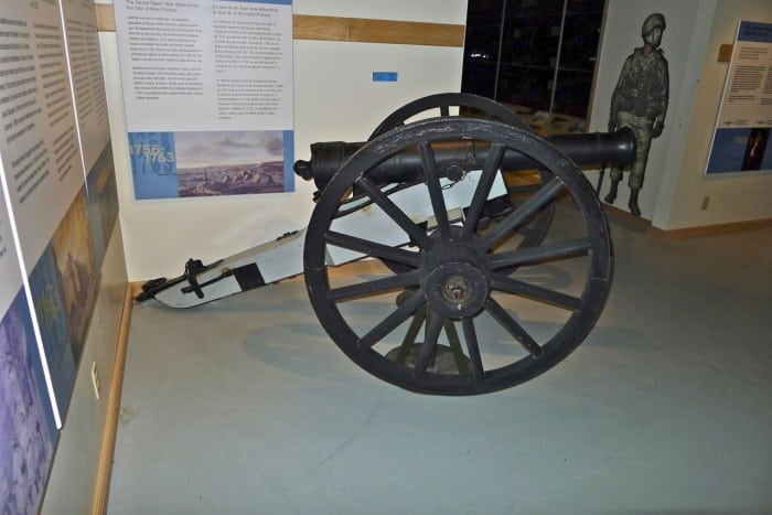 SBML 6 Pounder J & H King 1796 UK