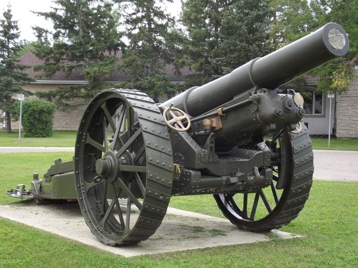 BL 8 Inch Howitzer MK VI