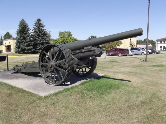 BL 7.2 Inch Howitzer BK1 | The...