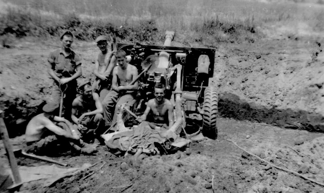 19.-June-1951-Pos-13-1-Mile-South-of-Imjin-River