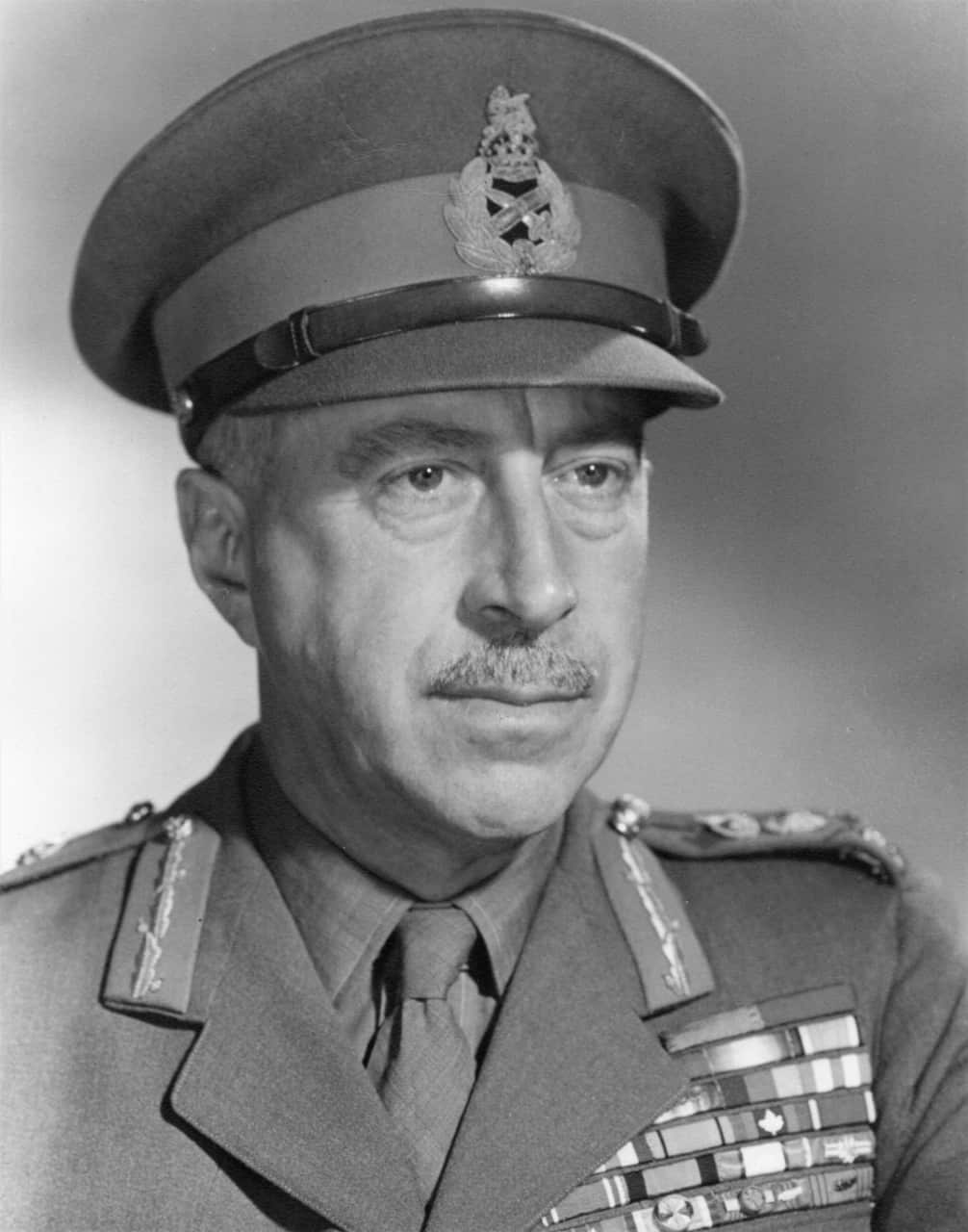 General-The-Honourable-HDG-Crerar-PC-CH-CB-DSO-CD-1888-1965