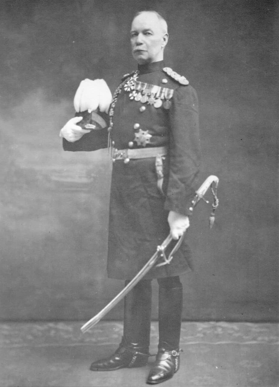 MGen-Sir-EWB-Morrison-KCMG-CB-DSO-1867-1925-2