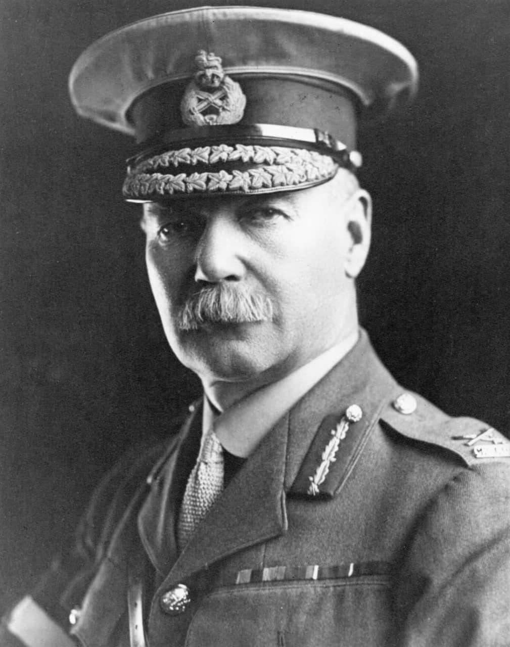 MGen-Sir-EWB-Morrison-KCMG-CB-DSO-1867-1925