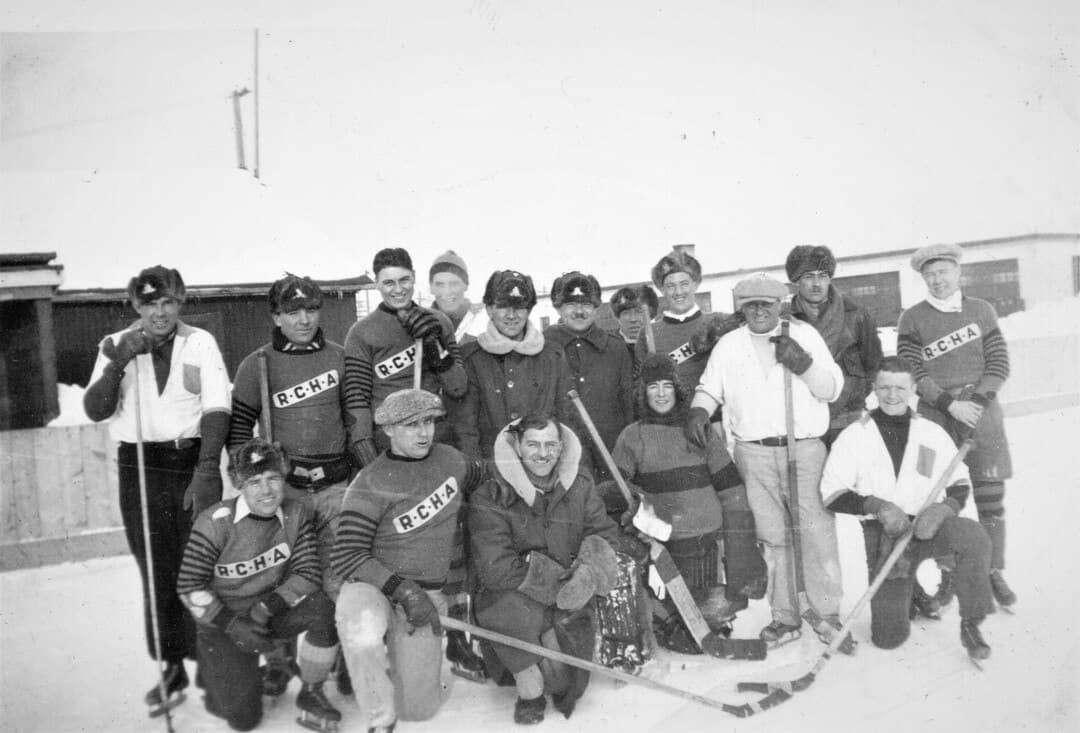 1936-A-Sub-vs-C-Sub-RCHA-Finals