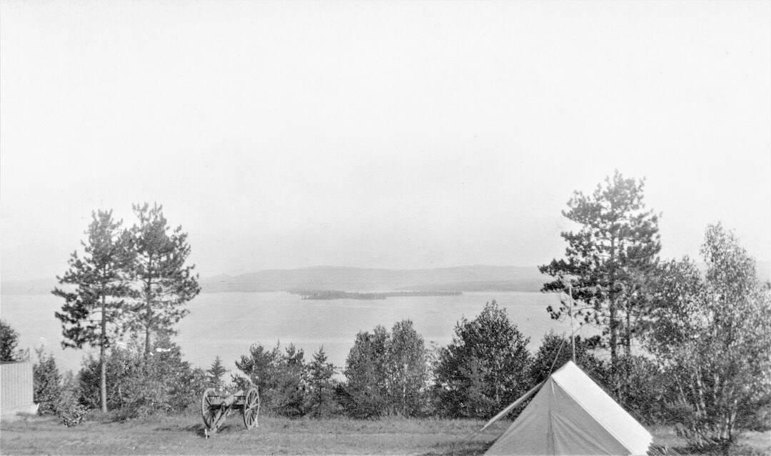 1.-1914-September-A-Battery-Gun-over-the-lake