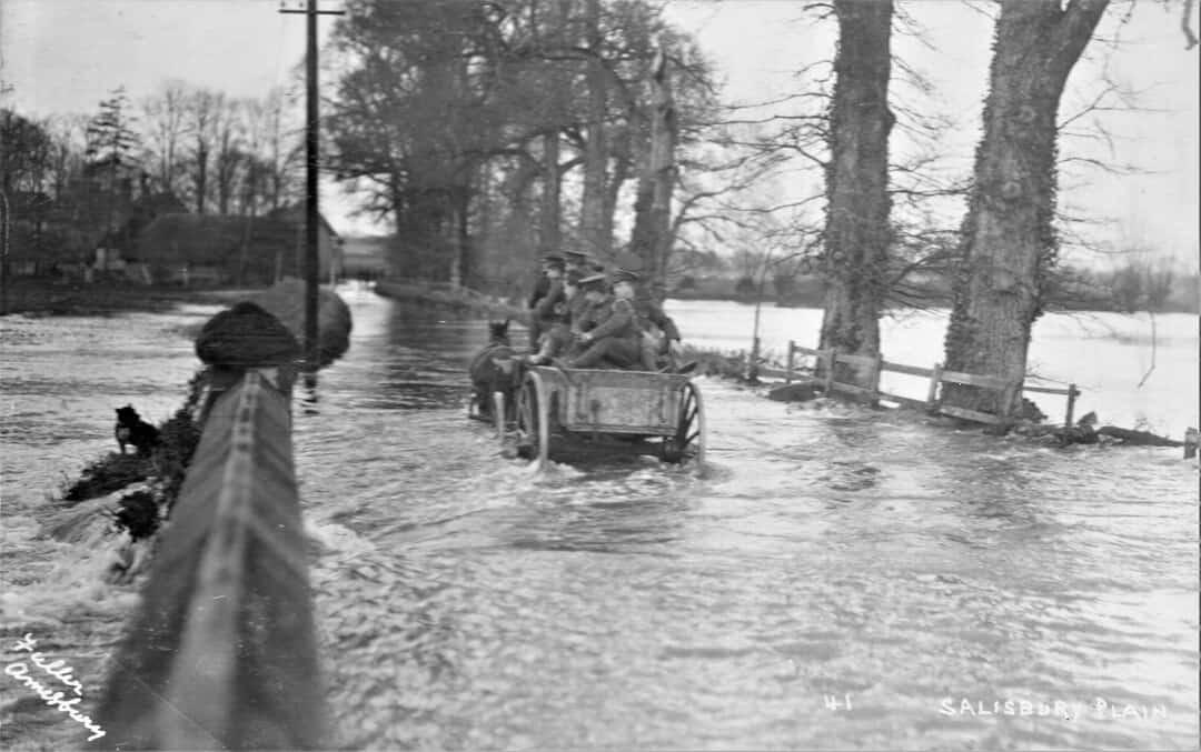 5.-1915-January-Salisbury-Plain-A-Battery-2