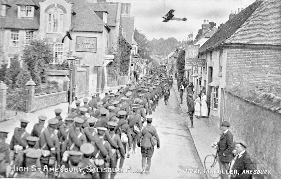 5.-1915-January-Salisbury-Plain
