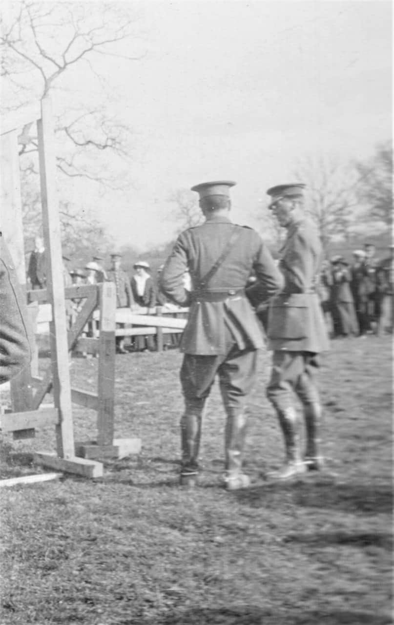 6.-1915-April-Col-Eaton-General-Seely-at-Sports