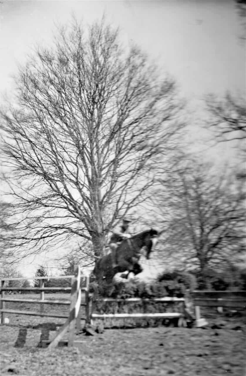 6.-1915-April-Horse-Jumping