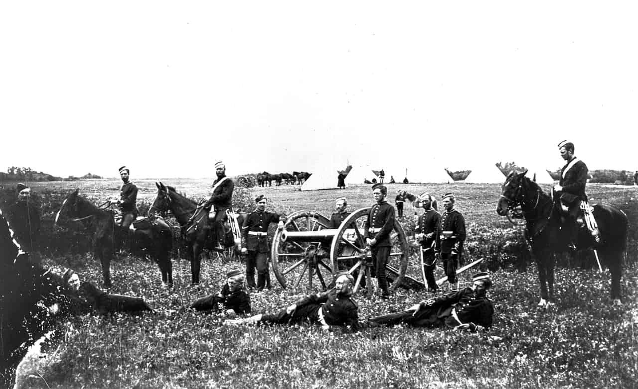 1885-13th-Winnipeg-Field-Bty-Shilo-Stag