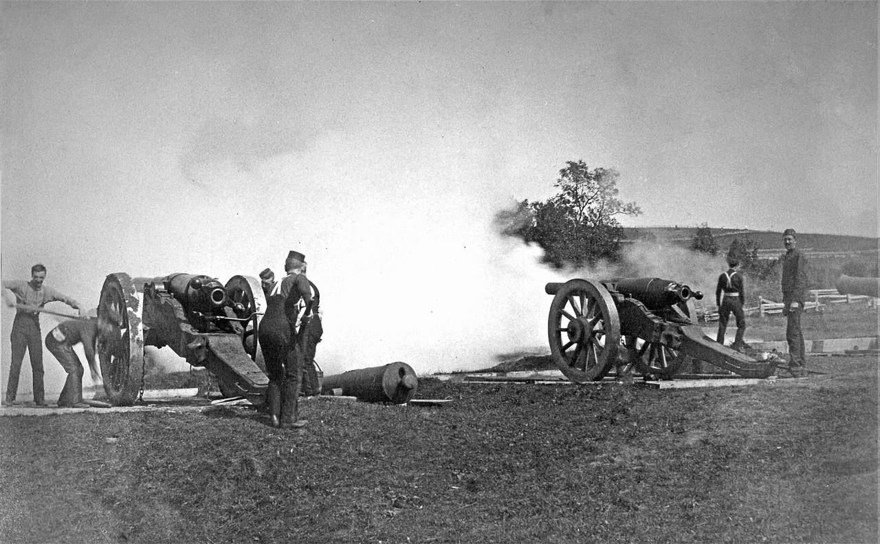 1890-Dominion-of-Canada-Artillery-Association-Practice-Camp-Ile-dOrleans-Quebec-2