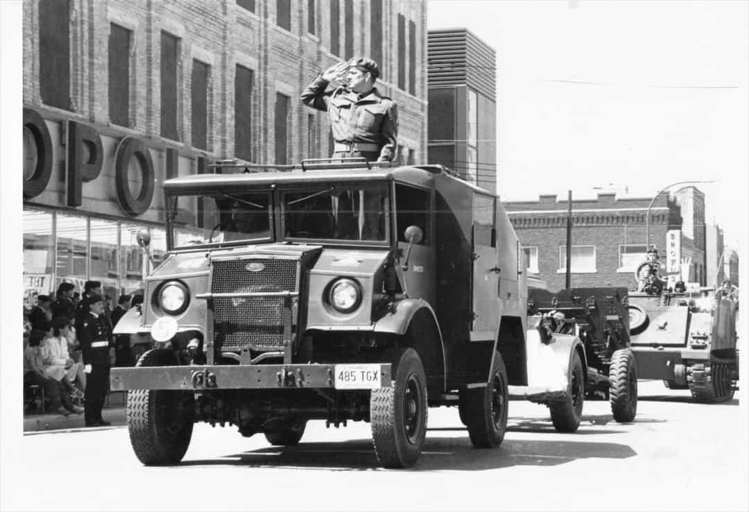 1950s-Parade