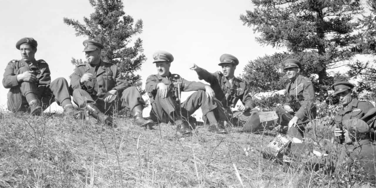 2nd-Regiment-Sept-1952-Officers