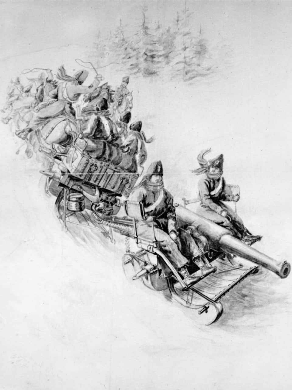 9-Pdr-RML-Winter-Exercises-1890s