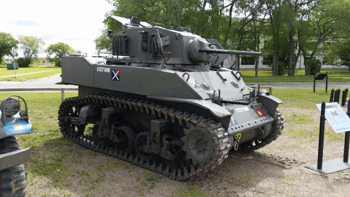 Stuart-Tank