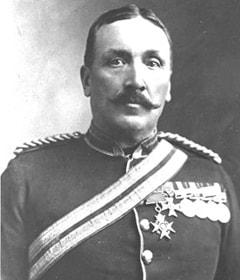 MGen Sir SB Steele KCMG, CB, MVO (1849 – 1919)